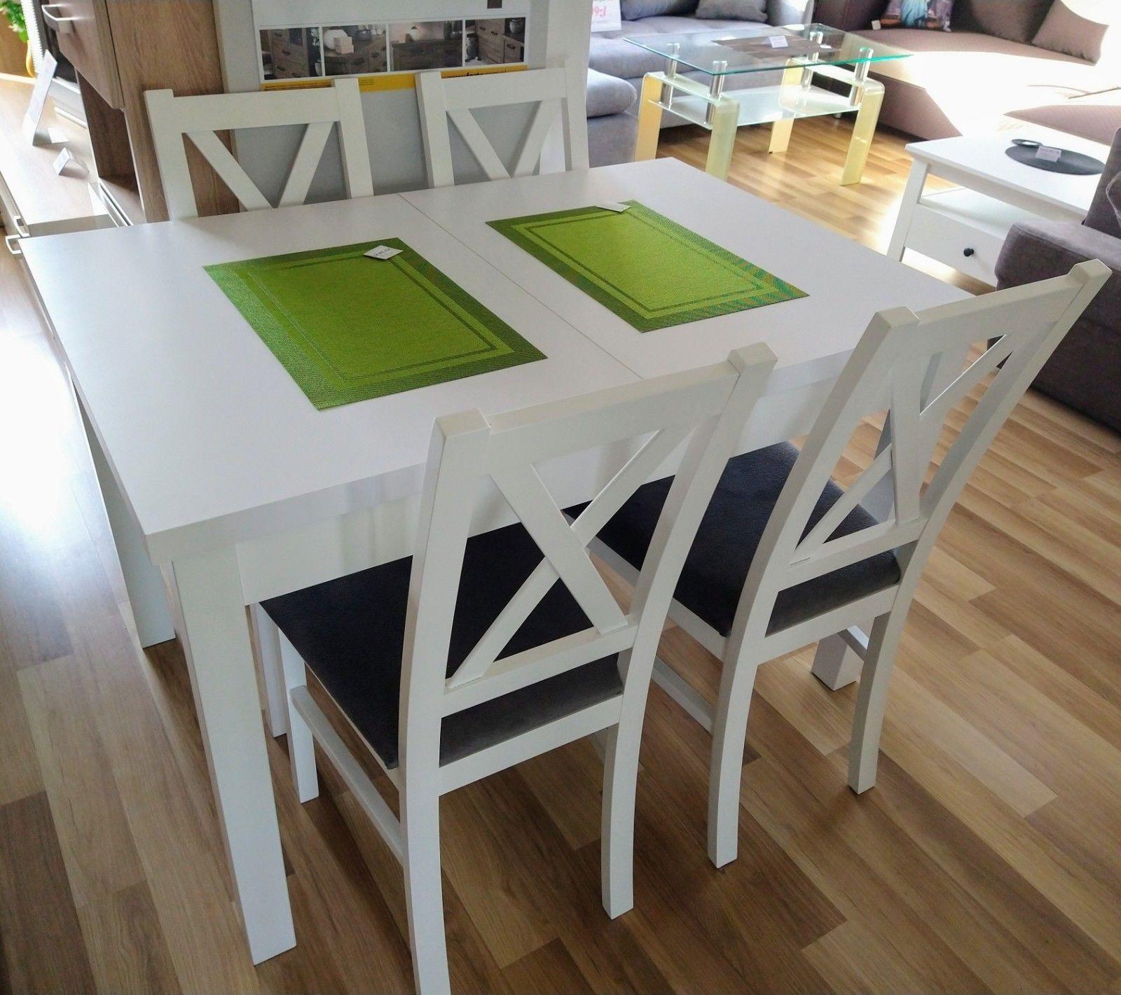 Zestaw Z28 - stół i krzesła