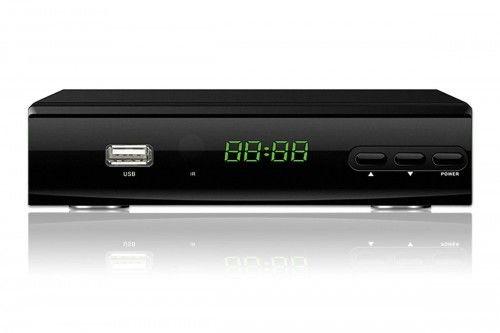 ARIVA T25 - dekoder telewizji naziemnej cyfrowej DVB-T2 HEVC H.265