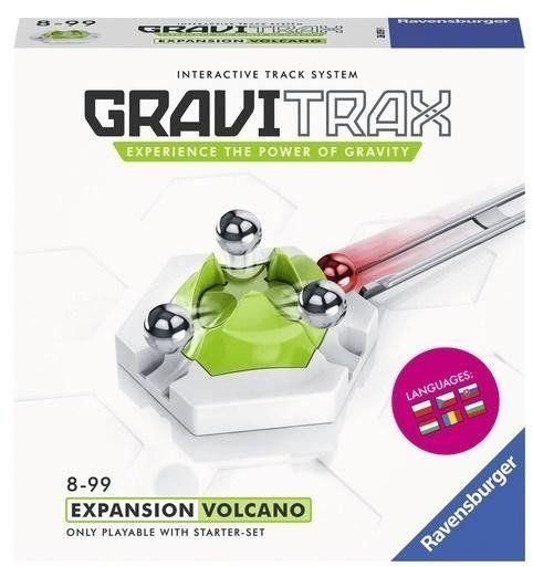 Gravitrax - zestaw uzupełniający Wulkan