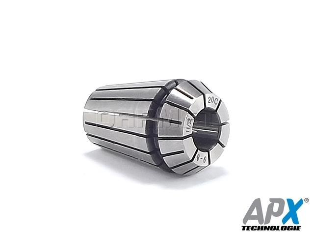 Tulejka zaciskowa ER20 - 6MM - APX (7618)
