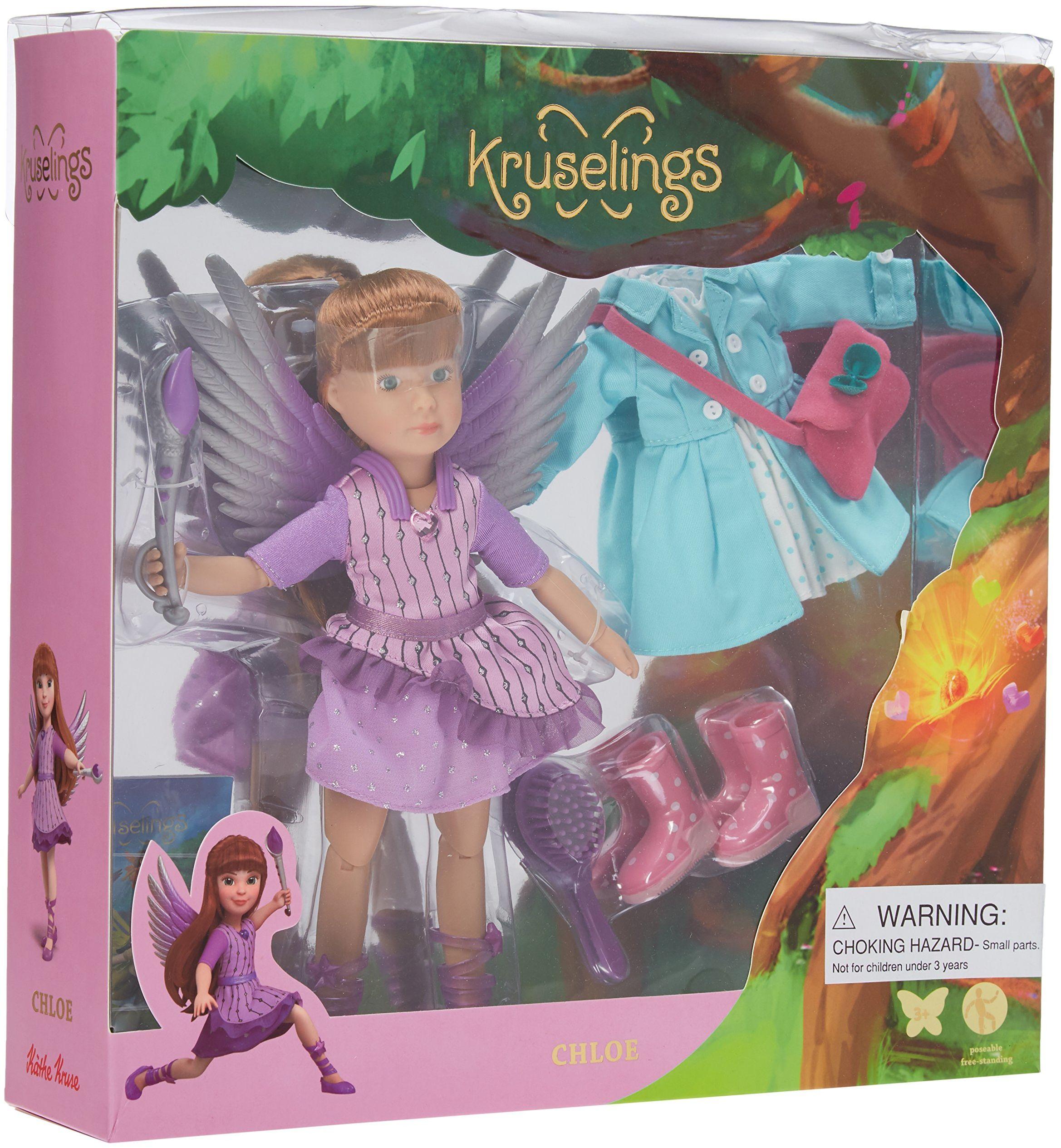 Käthe Kruse 26826 Lalka Chloe