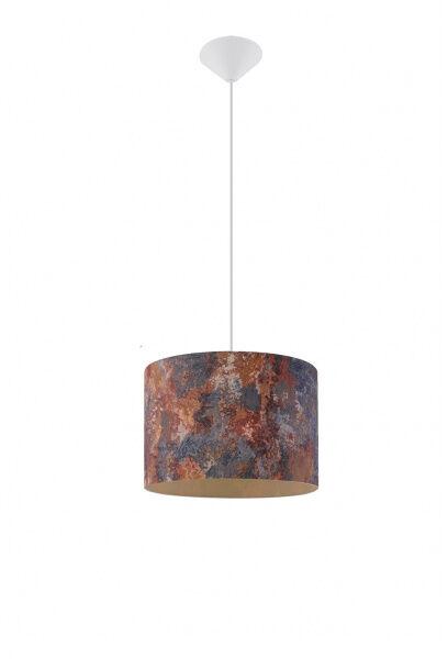 Lampa wisząca PAKS SL.0548 wielokolorowa 1xE27