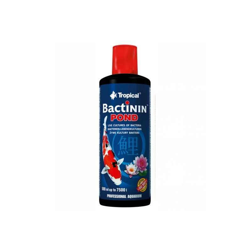 Tropical Bactinin Pond 500 ml