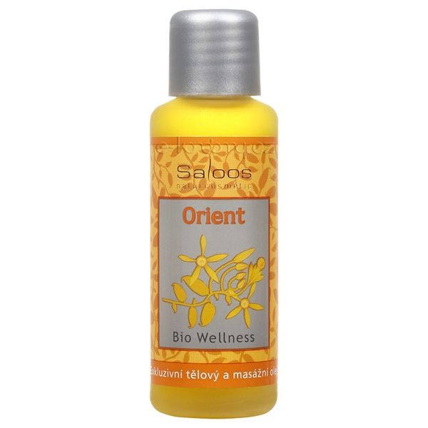 Saloos Orient - Exclusive Body and Massage Oil 50ml