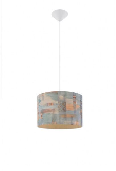 Lampa wisząca TAP SL.0553 wielokolorowa 1xE27