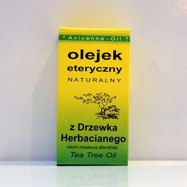 Olejek eteryczny z Drzewka Herbacianego