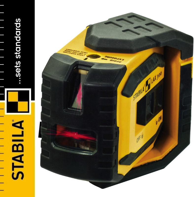 Laser punktowo-liniowy LAX 300 STABILA