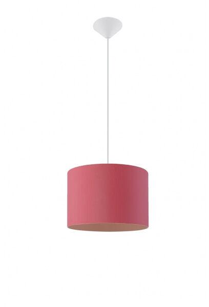 Lampa wisząca RED SL.0554 czerwona 1xE27