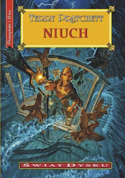Świat Dysku. Niuch (wyd. 2020) - Terry Pratchett