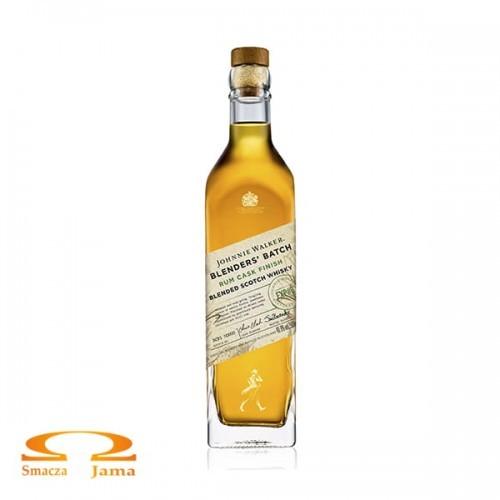 Whisky Johnnie Walker Blenders'' Batch Rum Cask Finish 40,8% 0,5l