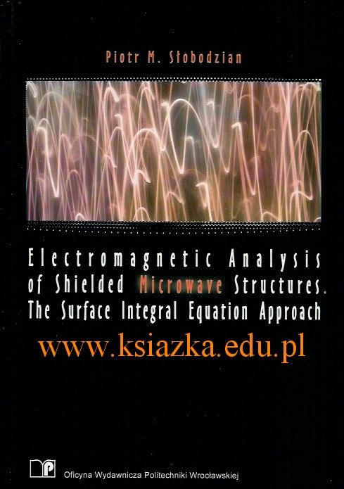 Electromagnetic Analysis of Shielde Microwave Structures. The Surface Integral Equation Approach