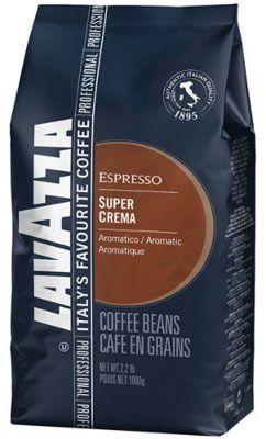 Kawa LAVAZZA Super Crema 1 kg. Kup taniej o 40 zł dołączając do Klubu