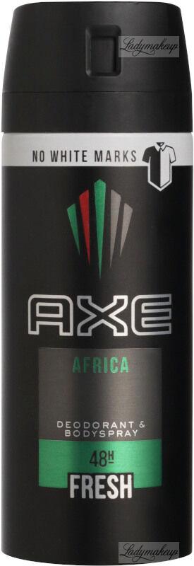 AXE - AFRICA - DEODORANT & BODY SPRAY - Dezodorant w aerozolu dla mężczyzn - 150 ml