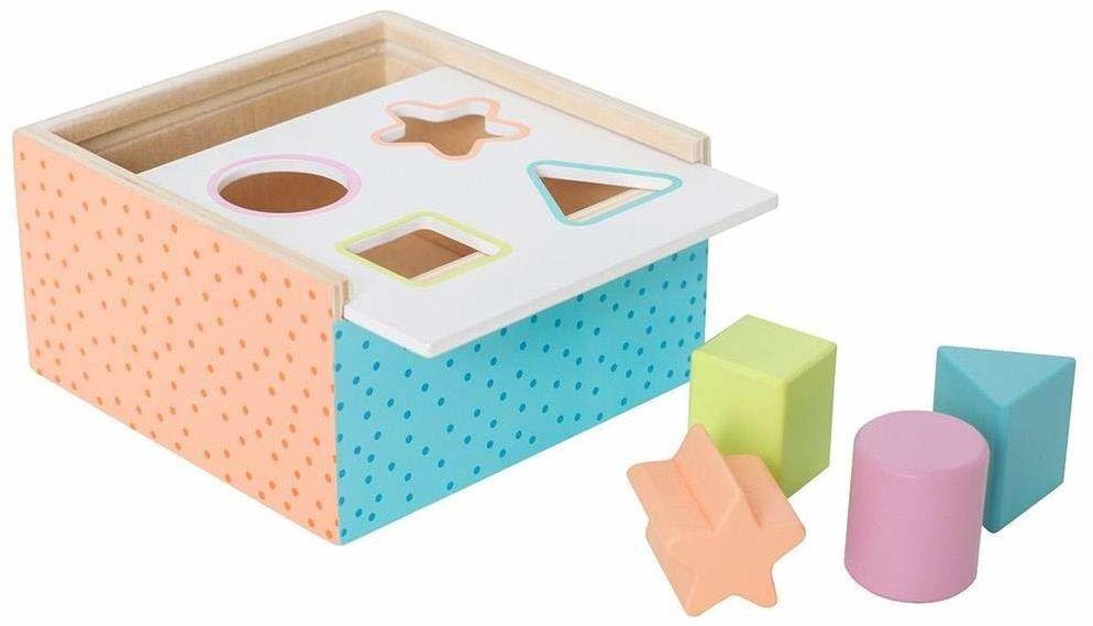 JaBaDaBaDo W7149 zestaw pudełek wielokolorowe
