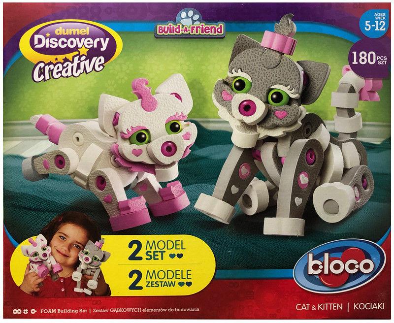Dumel Discovery Creatives - Bloko Kociaki 20003