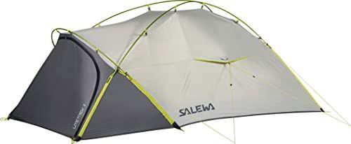 Salewa Litetrek II unisex zewnętrzny namiot zasłonowy dostępny w kolorze jasnoszarym/kaktus - jeden rozmiar