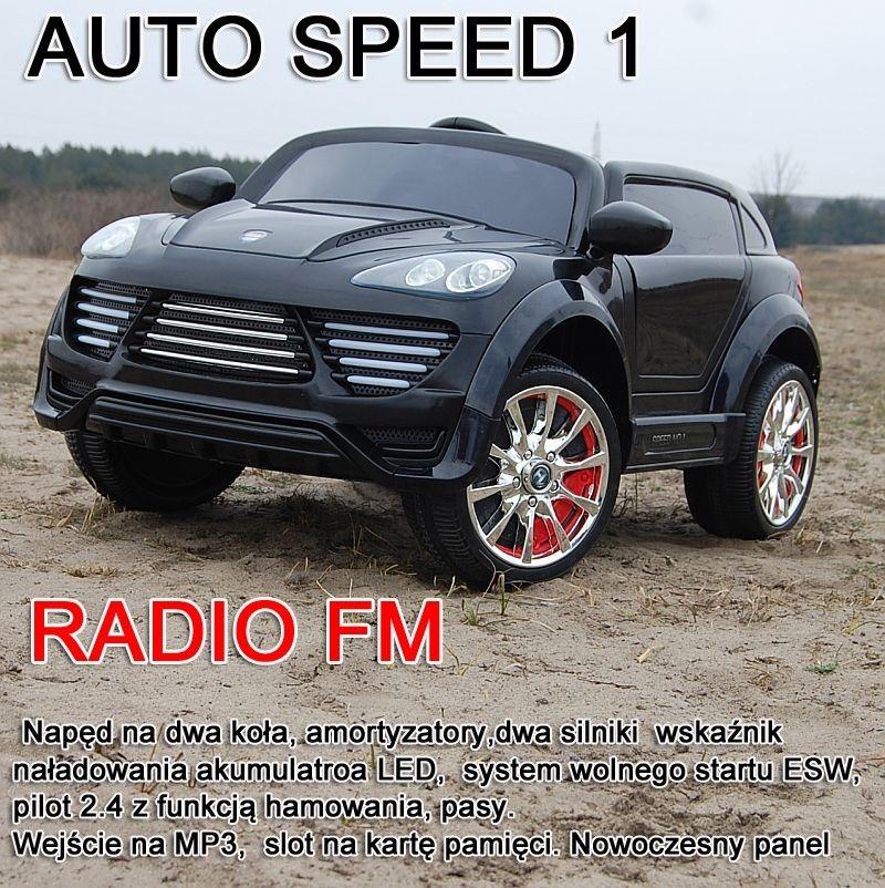 AUTO SPEED 1 Z AMORTYZATORAMI/HL1018