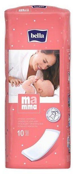 Podkłady poporodowe jednorazowe Bella Mamma,10szt.