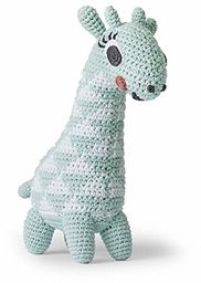 Melody pluszowe zwierzątko żyrafa, Aqua