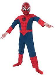 Rubie''s 3886920  kostium dla dzieci  Ultimate Spiderman Deluxe, M