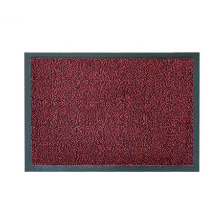 Wycieraczka podgumowana PERU czerwień 40x60 cm