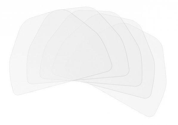 Folie elektrostatyczne 4szt. do maski COMFORT PLUS