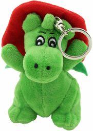 Sweety Toys 11353 smok Grisu pluszowe zwierzątko straż pożarna maskotka pluszowa ok. 10 cm