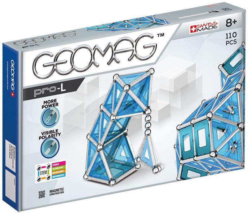 GeoMag - Klocki magnetyczne Pro-L 110 el. 024
