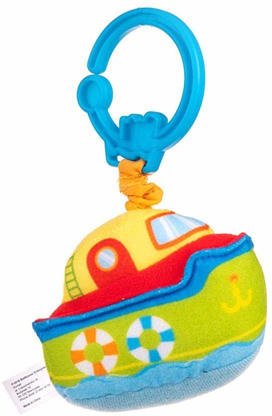 Balibazoo 80336 zabawka do łóżeczka dziecięcego, Unico