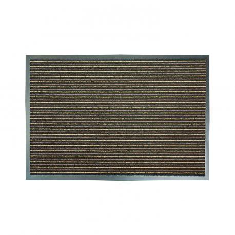 Wycieraczka podgumowana TANGO brąz 40x60 cm