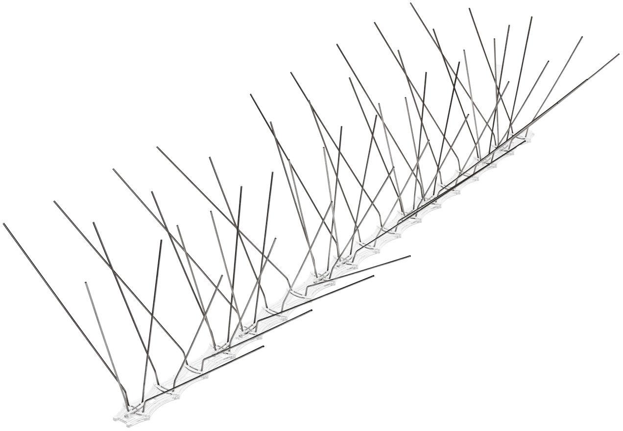 Najszersze kolce na ptaki, gołębie, wróble 50cm AVIK R200MAX