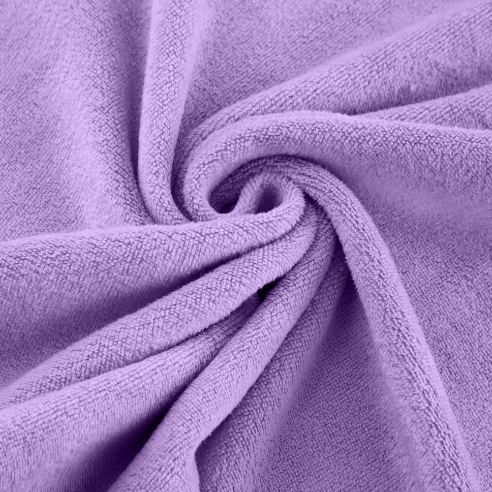 Ręcznik Szybkoschnący Amy 50x90 14 fioletowy jasny 380 g/m2 Eurofirany