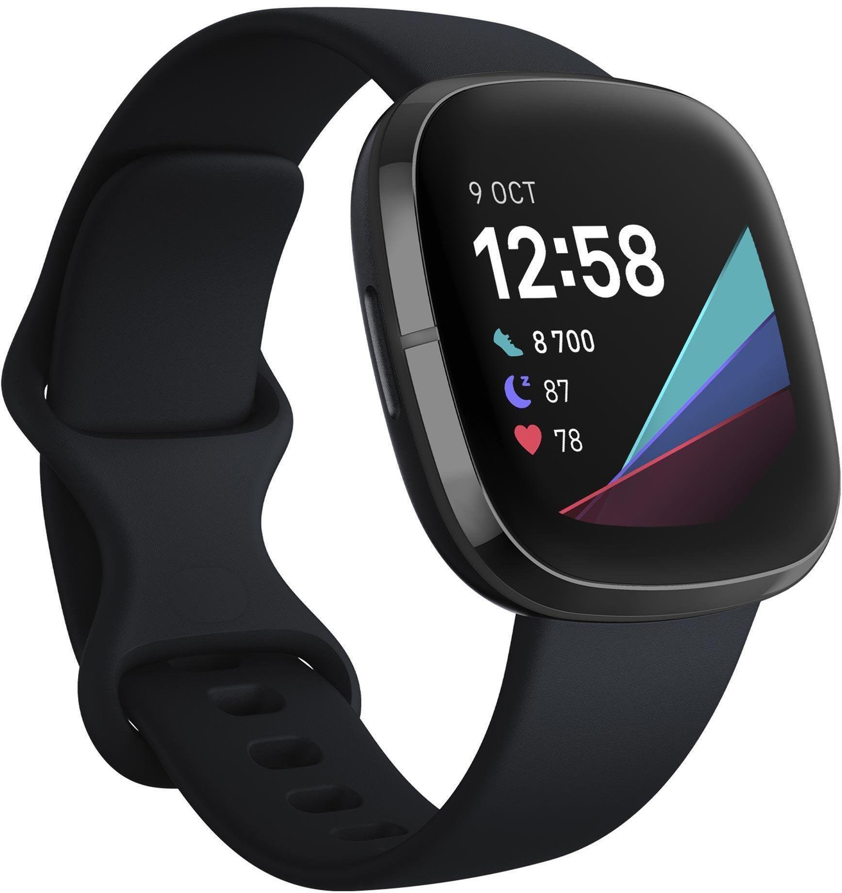 Zegarek smartwatch Fitbit Sense