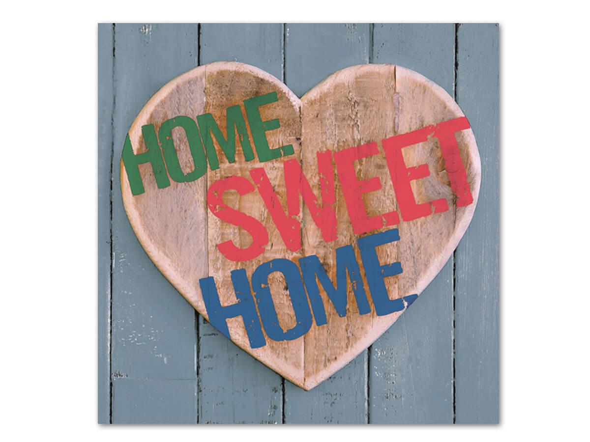 Serwetki Home sweet home - 33 cm - 20 szt.