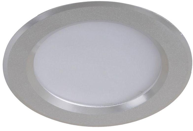 Italux oprawa podtynkowa Bella FH-TH0040 AL aluminium LED 10W 2700K 14,7cm