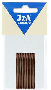 IzA 115/12 wsuwki brązowe kulki 12 sztuk 50mm