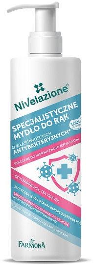 Farmona Nivelazione Specjalistyczne mydło do rąk o właściwościach antybakteryjnych 250 ml