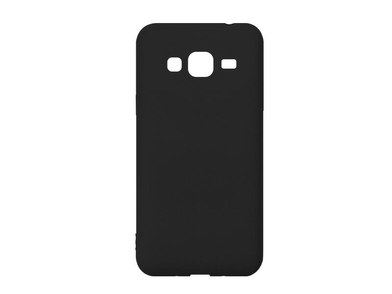 Samsung Galaxy J3 (2016) - etui na telefon Soft Flex - czarny