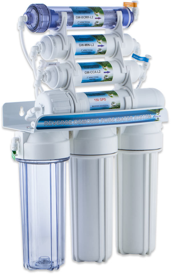 Filtr wody osmoza RO7