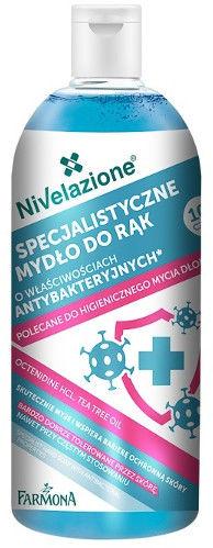 Farmona Nivelazione Specjalistyczne mydło do rąk o właściwościach antybakteryjnych 500 ml