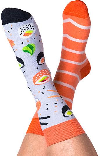 Skarpety kolorowe z serii Xpress Yourself - Sushi Socks