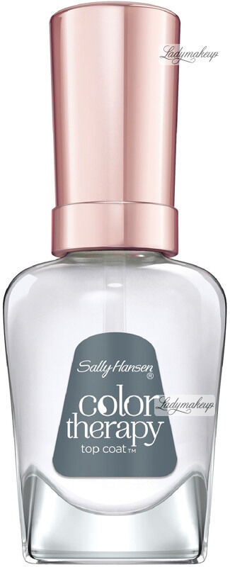 Sally Hansen - Color Therapy - TOP COAT - Lakier nawierzchniowy