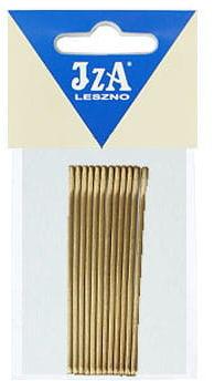 IzA 127/12 wsuwki złote kulki 12 sztuk 70mm
