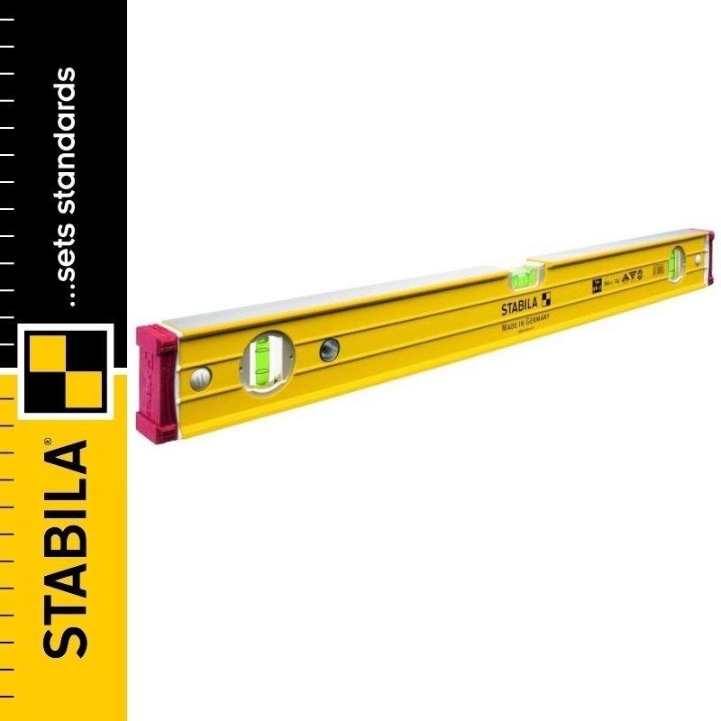 STABILA Poziomica magnetyczna TYP 96-2 M/ 122cm