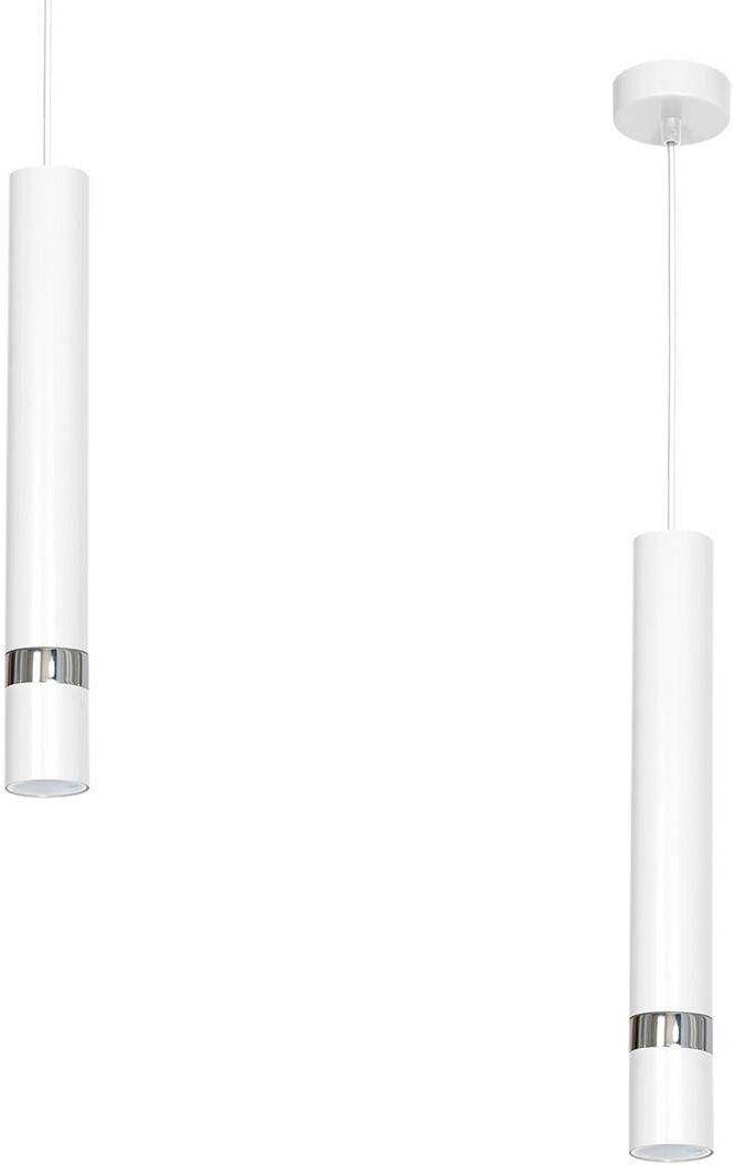 Lampa wisząca JOKER WHITE 1xGU10