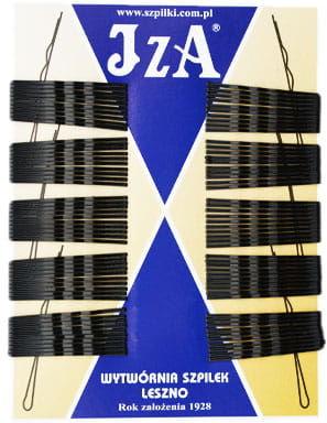 IzA 305/100 wsuwki karbowane czarne 100 sztuk 50mm