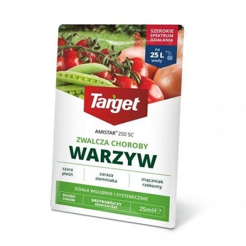 Amistar 250 sc  zwalcza choroby warzyw  25 ml target