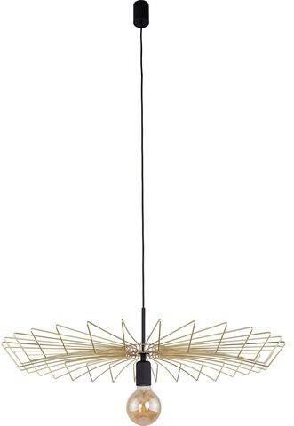 Umbrella Gold-Black 8874 - Nowodvorski - lampa wisząca nowoczesna  GWARANCJA NAJNIŻSZEJ CENY!