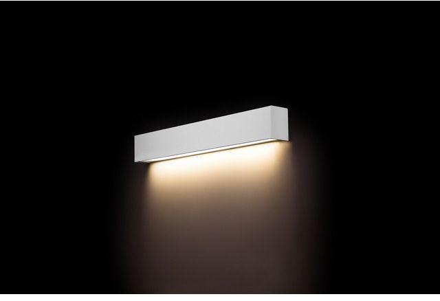 STRAIGHT LED WALL WHITE S 9610 KINKIET