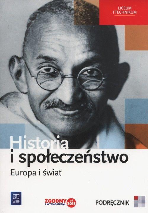 Historia i społeczeństwo Europa i świat Podręcznik ZAKŁADKA DO KSIĄŻEK GRATIS DO KAŻDEGO ZAMÓWIENIA